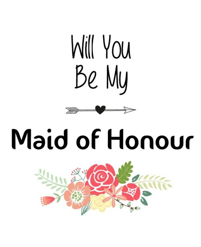 how to choose your maid of honour