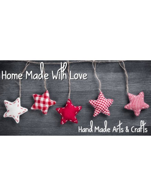 Home Made With Love Product Label