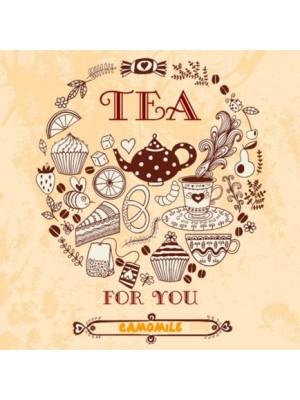 Tea Flavoured Label