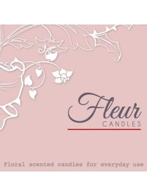 Fleur Candle Label