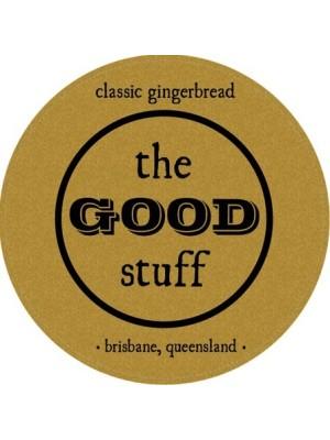 Good Stuff Gingerbread Label