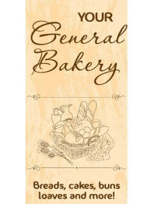 Your General Bakery Label