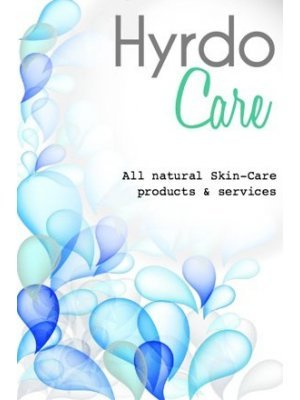 Hydro Care Skincare Label