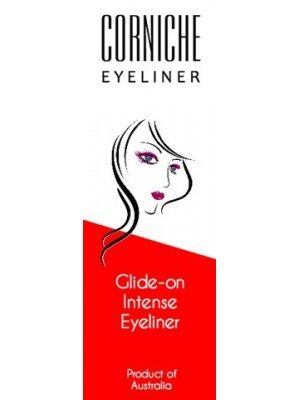 Corniche Intense Eyeliner Makeup label