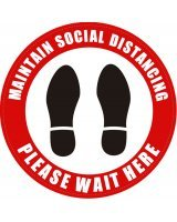Social Distancing Signage & Notices