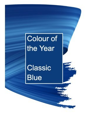 Colour of the Year Label