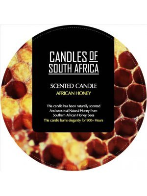 South African Honey Candle Label