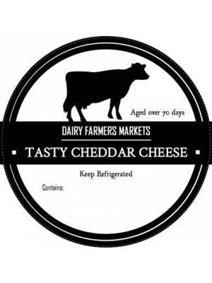 Dairy Farm Cheese Label