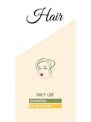 Shampoo Label
