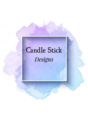 Candle Stick Label