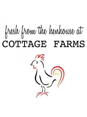 Cottage Farms Chicken Product label