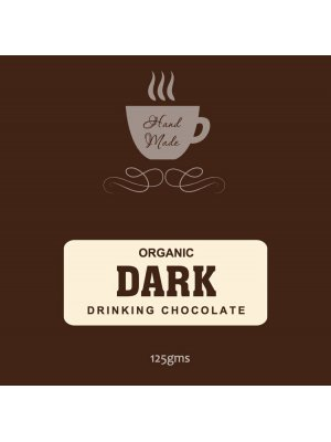 Drinking Chocolate Label