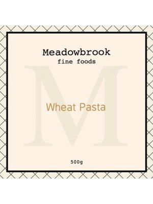 Meadowbrook Fine Foods Square Label