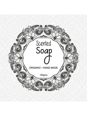 Scented Soap Label