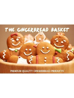 The Gingerbread Basket Bakery Label