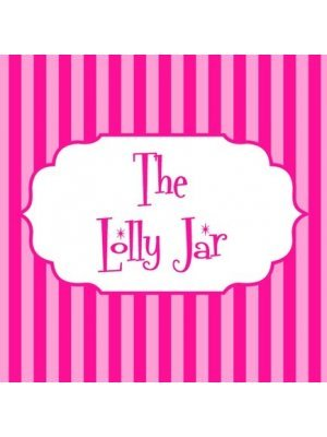 The Lolly Jar Square Label
