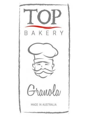 Top Bakery Granola Label