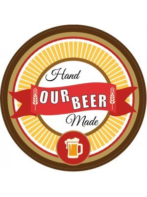Beer Tap Decal